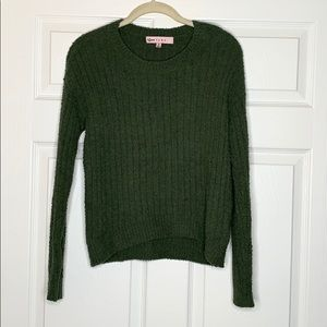 Crave Fame   Super Soft and stretchy sweater